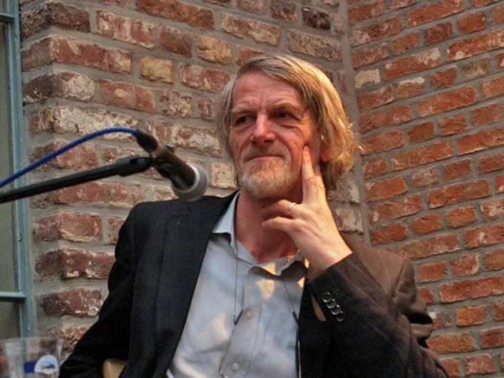 Philippe Van Parijs - Fonte https://www.flickr.com/photos/bibliotheekkortrijk/
