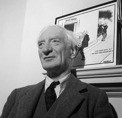 Lord Beveridge (fonte: Wikipedia)